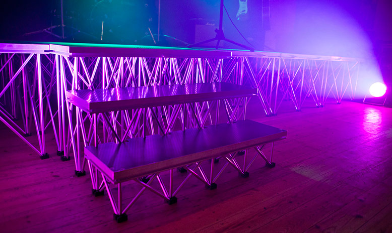 Corporate Event Staging